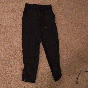 Lululemon dance studio jogger size 2 black